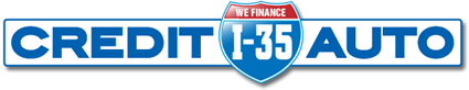 I-35 Credit Auto Logo