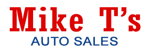 Mike T's Auto Sales Logo