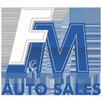 F&M Auto Sales Logo