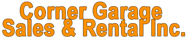 Corner Garage Sales and Rental Inc. Logo