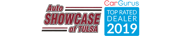 Auto Showcase of Tulsa Logo