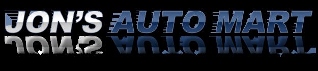 Jon's Auto Mart Logo
