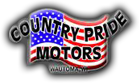 Country Pride Motors Logo