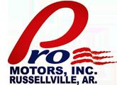 Pro Motors Inc. Logo