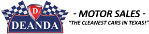 Deanda Motor Sales Logo