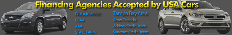 Financing Agencies Banner