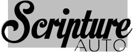 Scripture Auto Logo