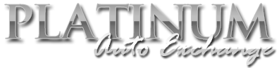 Platinum Auto Exchange Logo