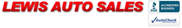Lewis Auto Sales Logo
