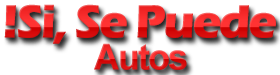 Si Se Puede Autos Logo