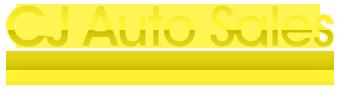 CJ Auto Sales Logo