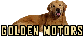 Golden Motors Logo