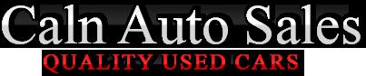 Caln Auto Sales Logo