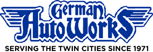 German Auto Works Logo