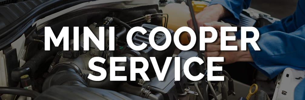 BMW/Mini Cooper Service