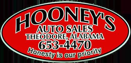 Hooney's Auto Sales Logo
