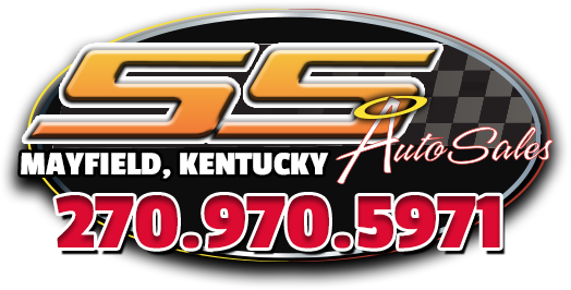 SS Auto Sales of Mayfield Logo