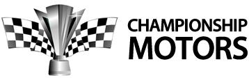 Championship Motors Logo