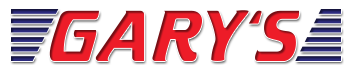Gary's Auto Sales Logo