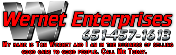 Wernet Enterprises Inc  Logo
