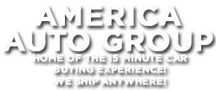 America Auto Group Logo