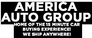 America Auto Group Logo