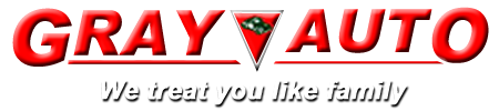 Gray Auto Logo