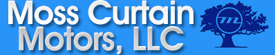 Moss Curtain Motors, LLC Logo