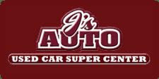 J's Auto Used Car Super Center  Logo