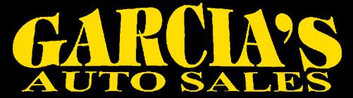 Garcia's Auto Sales  Logo