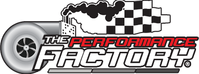 The Performance Factory Incorporated Logo