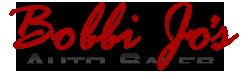 Bobbi Jo's Auto Sales Logo