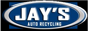 Jay's Auto Recycling Logo