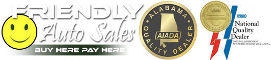 Friendly Auto Sales Logo