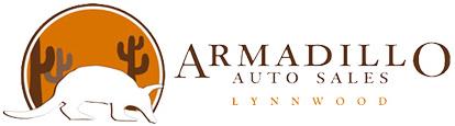 Armadillo Auto Sales Logo