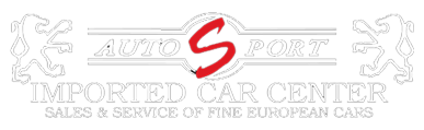 AutoSport / Imported Car Center Logo