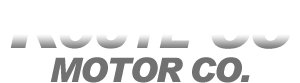 Route 58 Motor Co. Logo