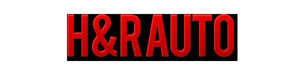 H&R Auto Logo