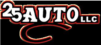 25 Auto LLC Logo