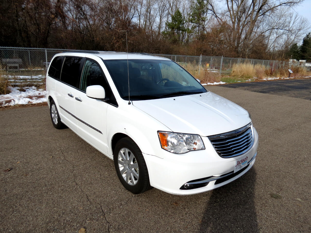 used 2016 Chrysler Town & Country car, priced at $12,988