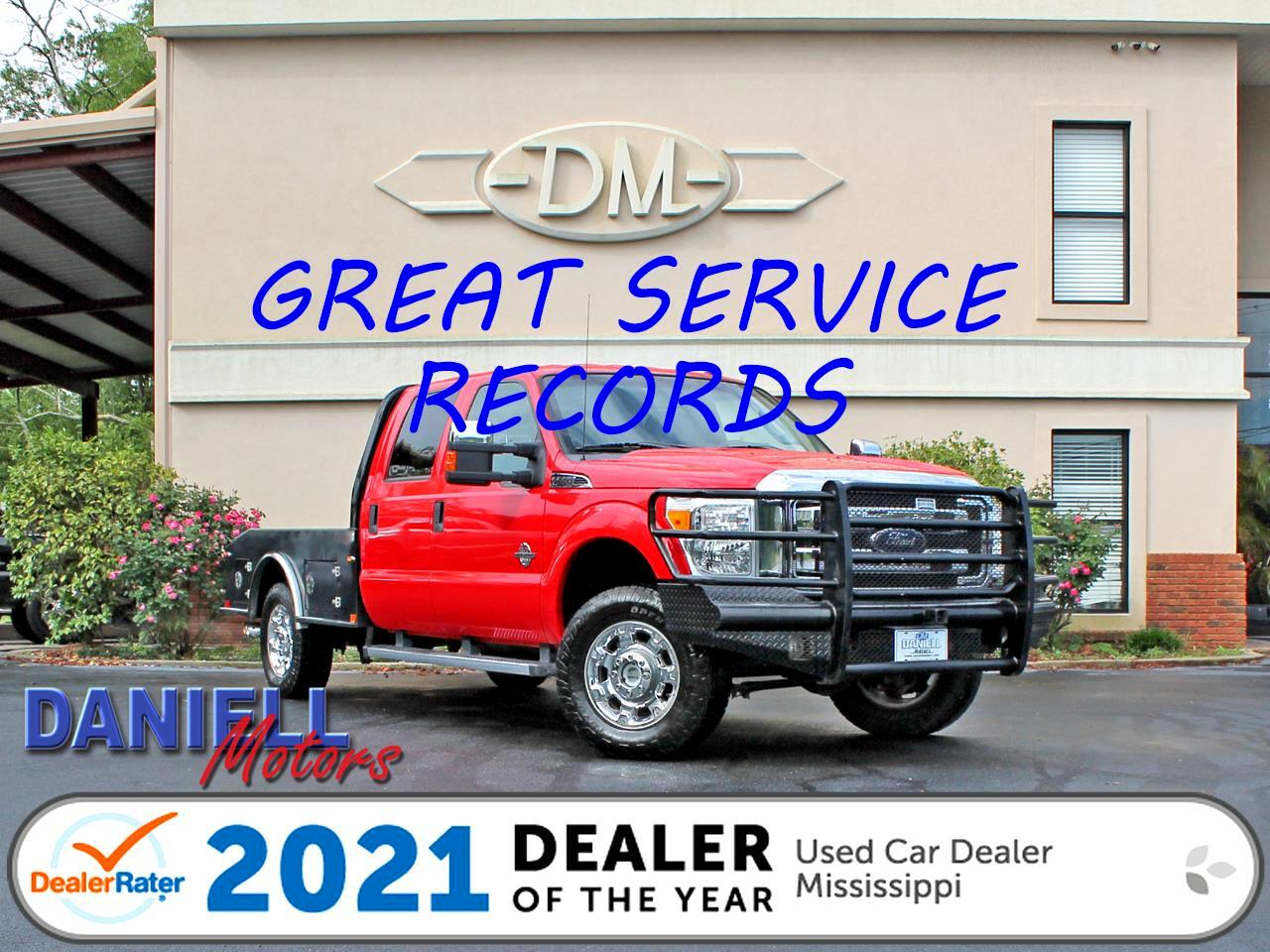 used 2016 Ford F-350 SD car, priced at $44,900