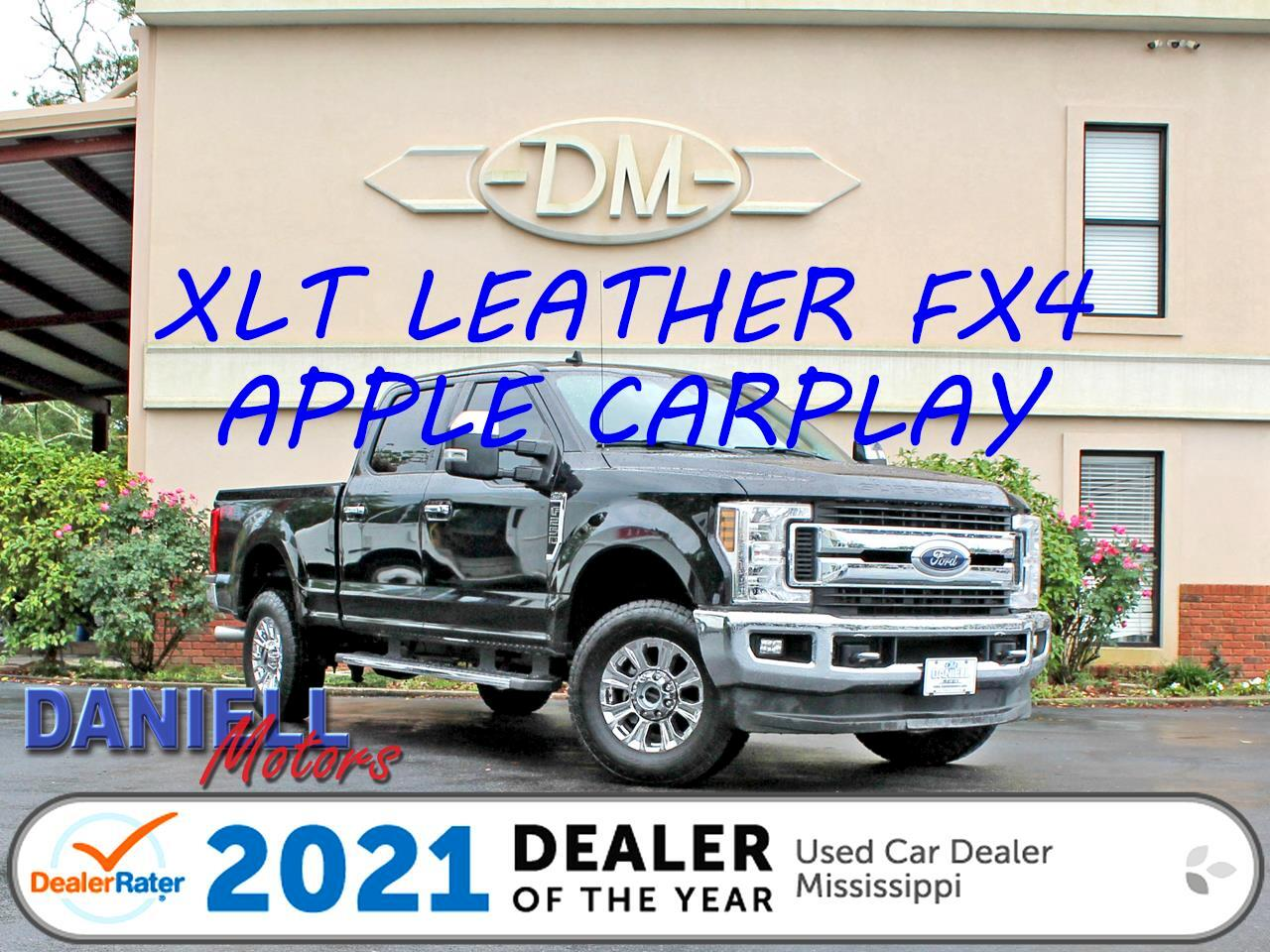 used 2019 Ford F-250 SD car, priced at $49,900
