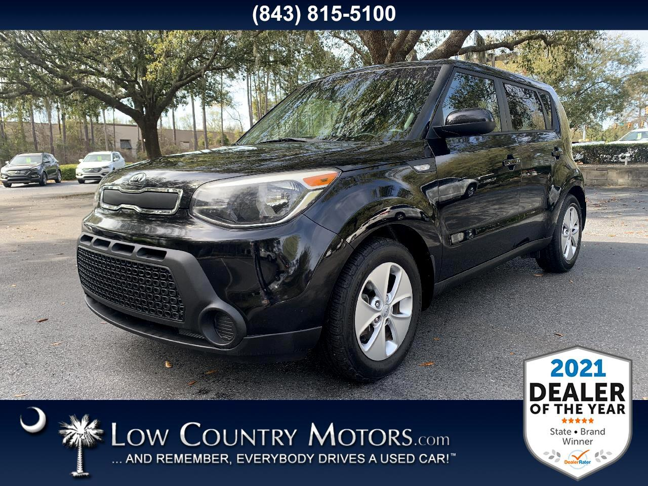 used 2014 Kia Soul car, priced at $11,897