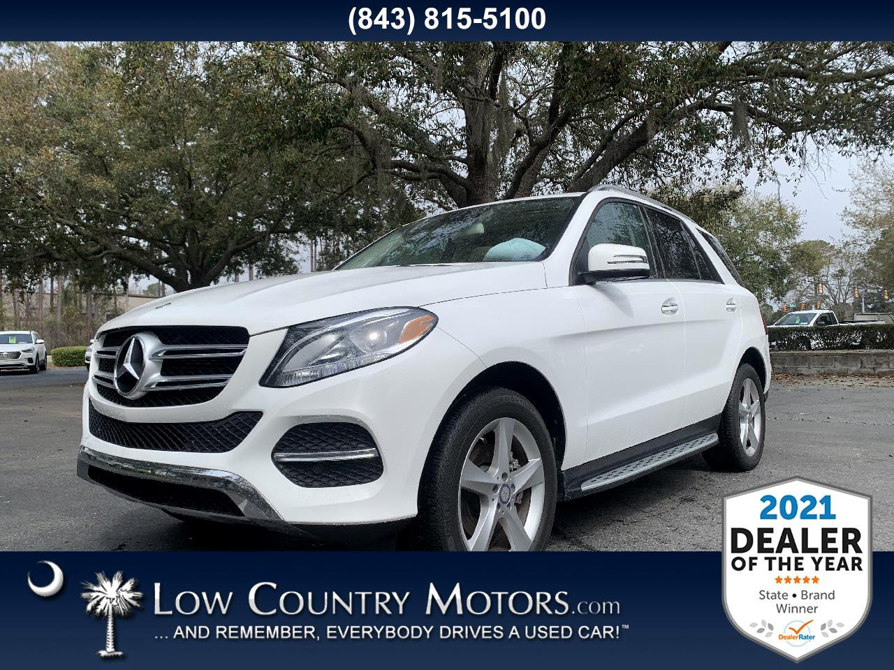 used 2018 Mercedes-Benz GLE car, priced at $42,497