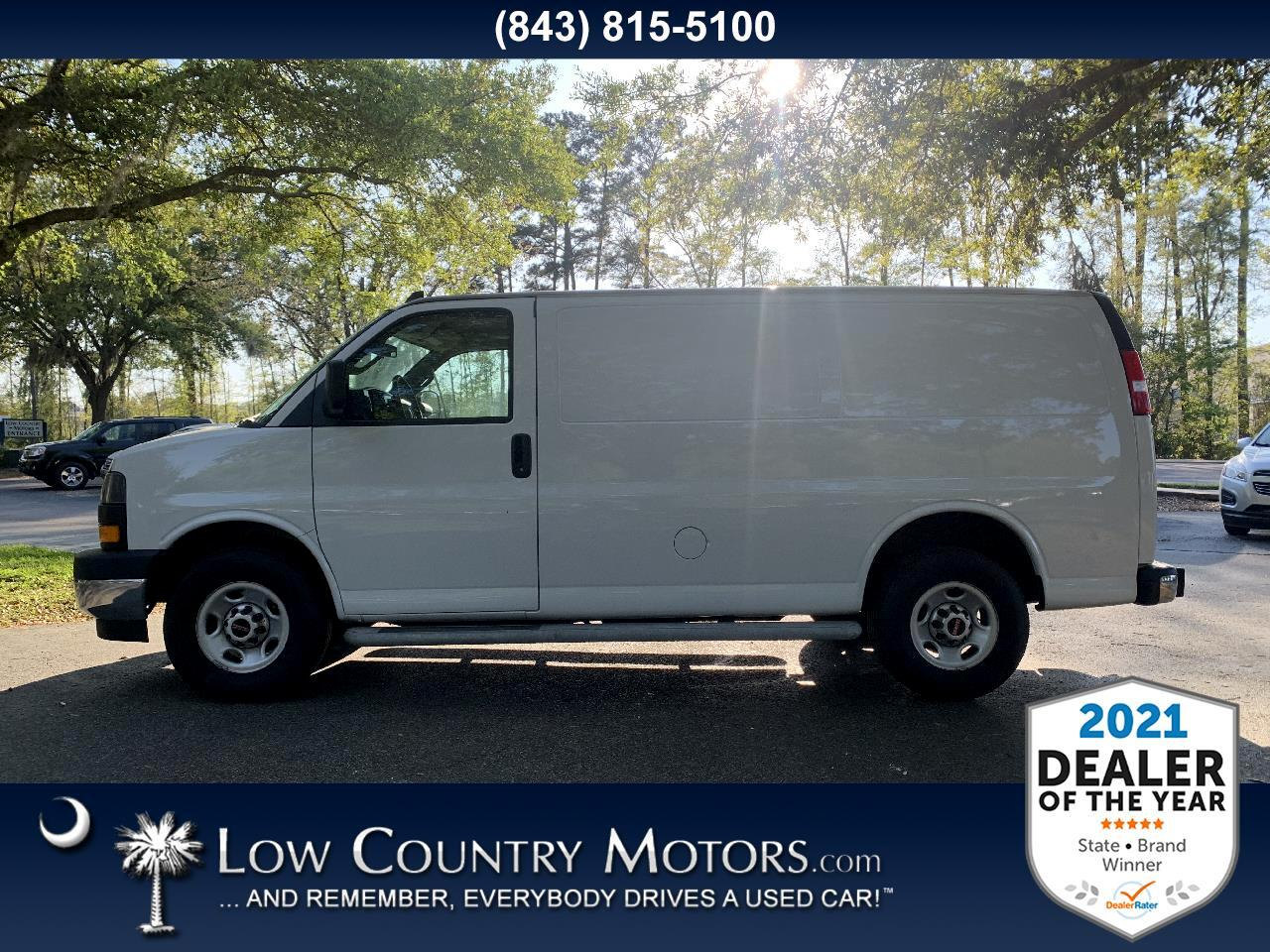 used 2019 GMC Savana Cargo Van car, priced at $30,997