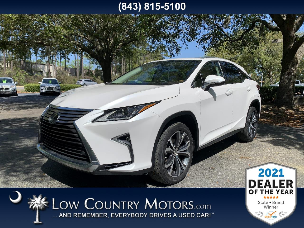 used 2017 Lexus RX car, priced at $35,497