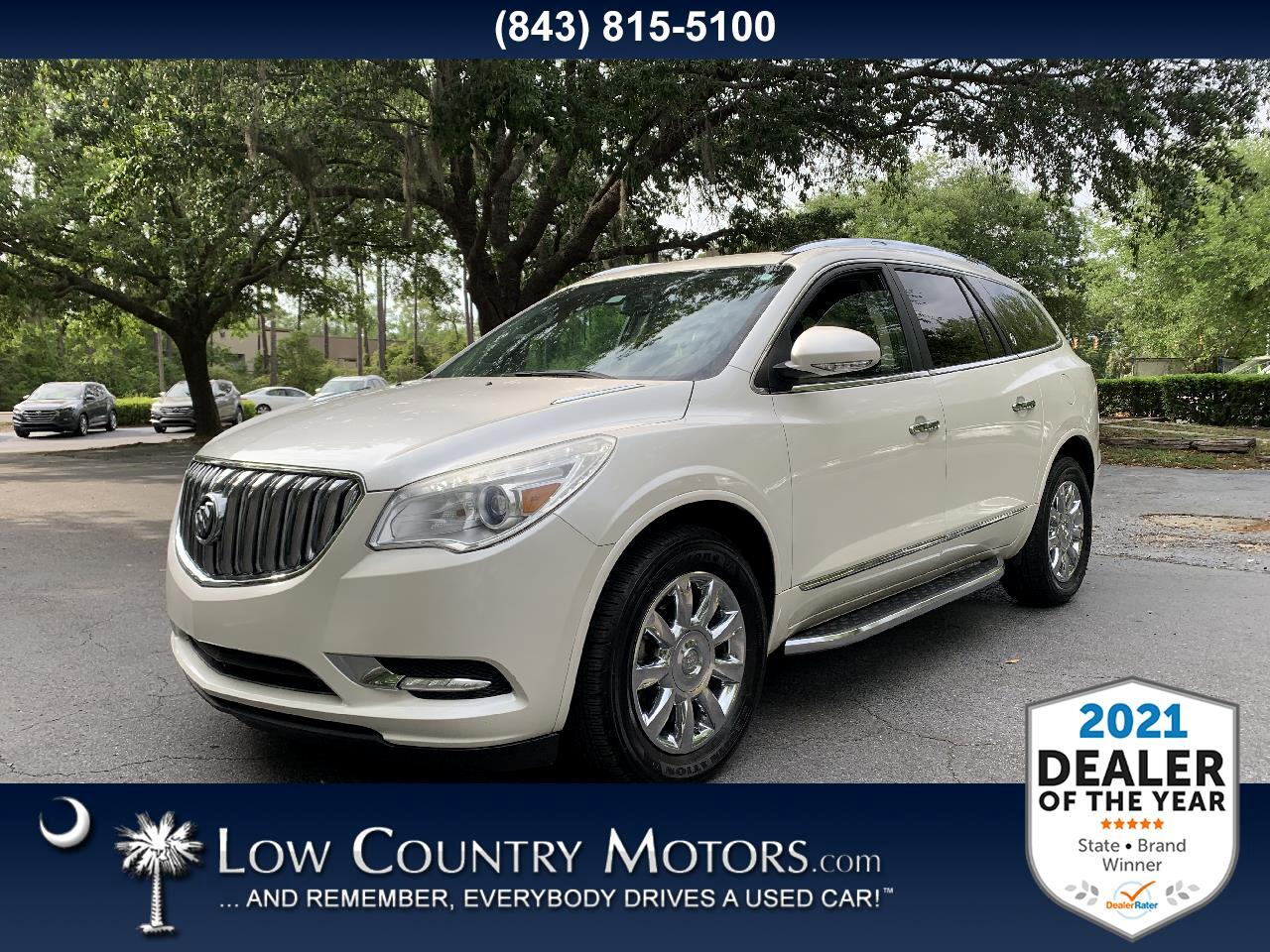 used 2014 Buick Enclave car, priced at $16,997
