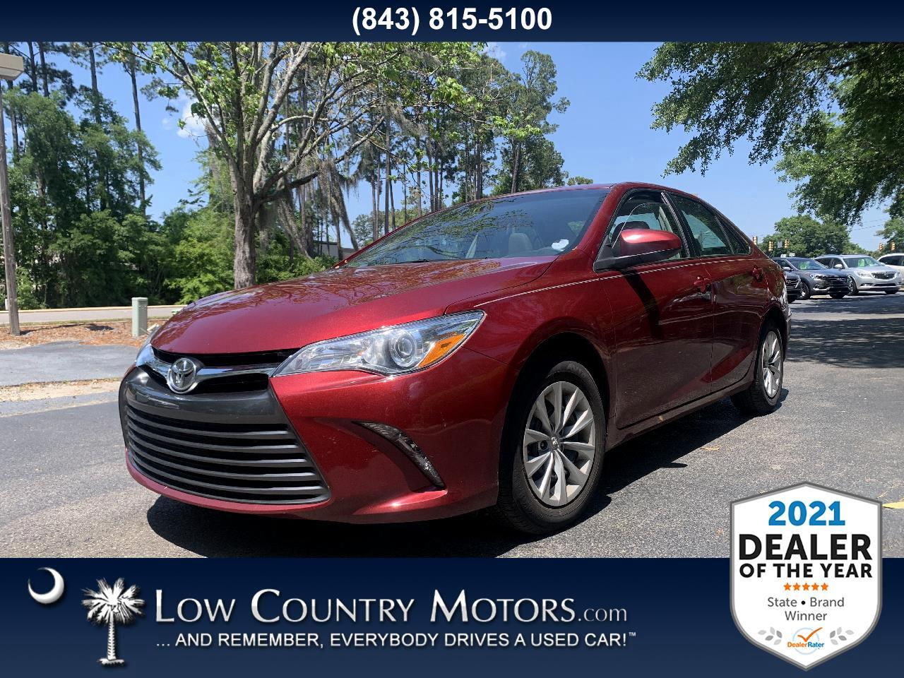 used 2016 Toyota Camry car, priced at $17,997