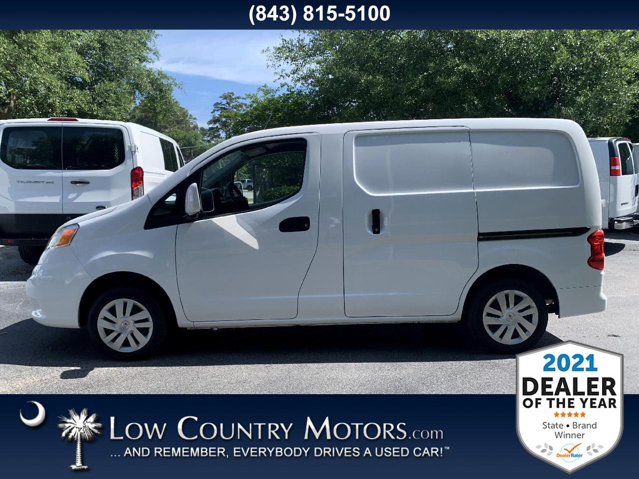 used 2019 Nissan NV200 Compact Cargo car, priced at $22,997