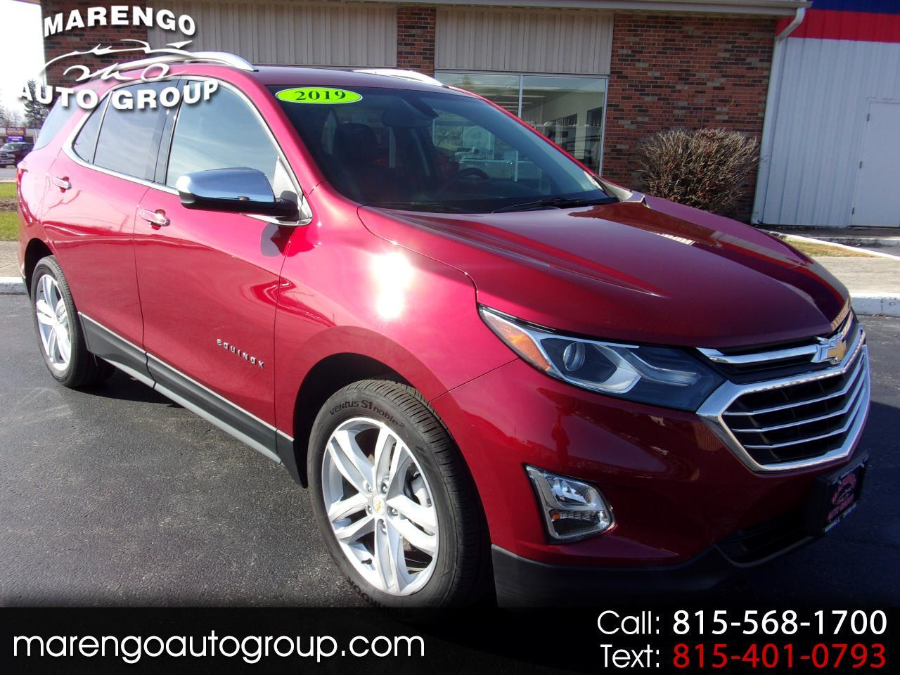 used 2019 Chevrolet Equinox car, priced at $23,996